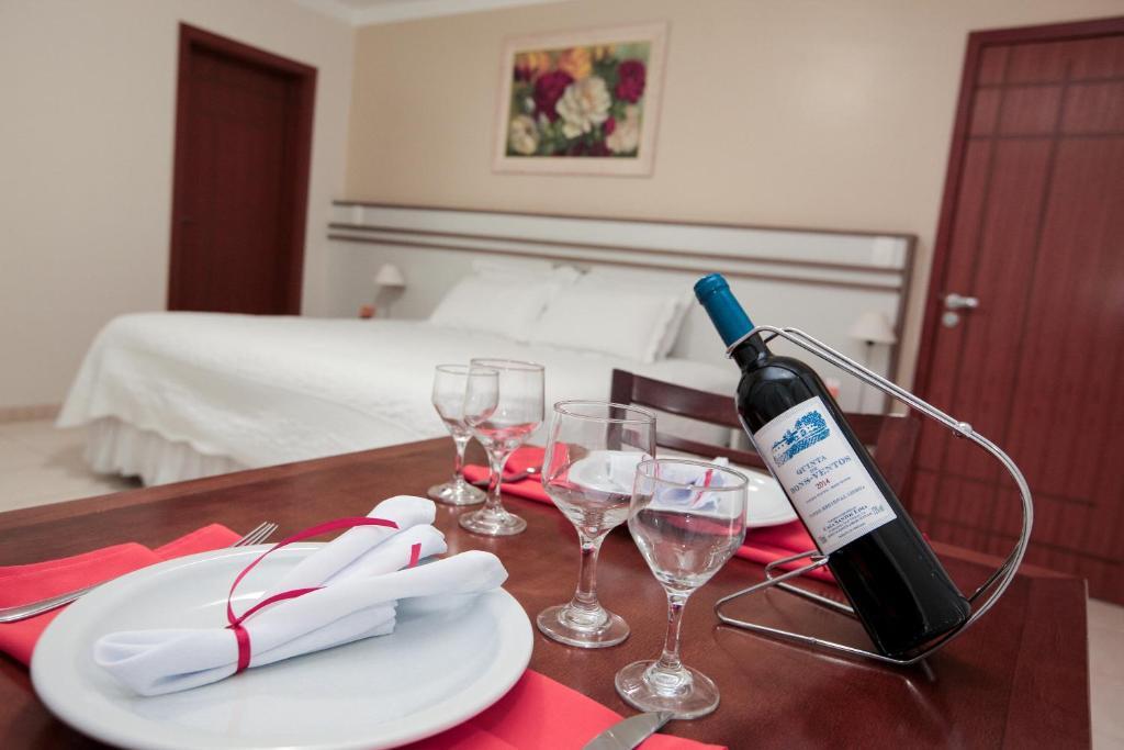 Bebidas em Hotel Dom Baroni