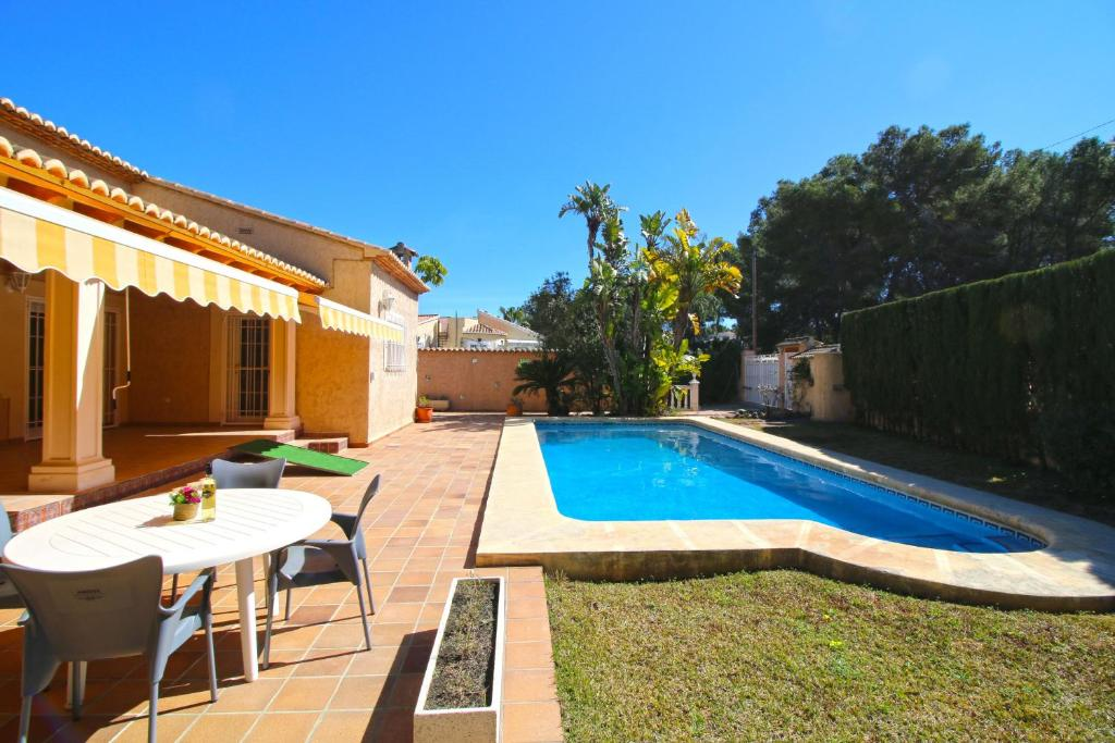 Holiday Villa la Sal Moraira (Spanje Moraira) - Booking.com