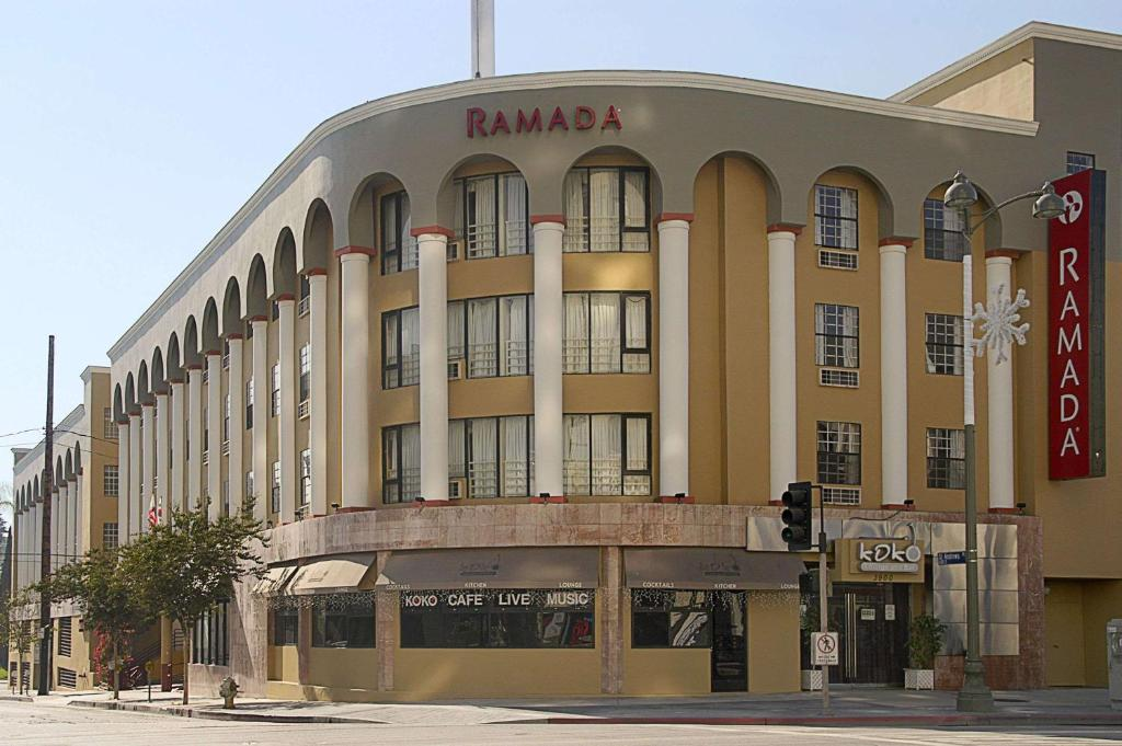 Ramada by Wyndham Los Angeles/Wilshire Center.