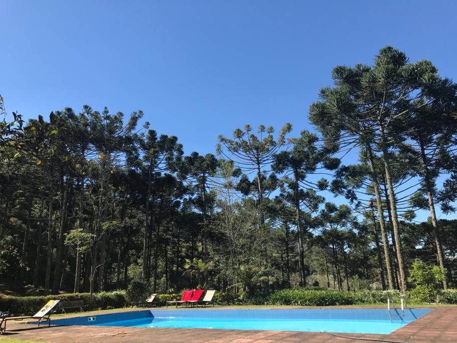 Casa de Campo de luxo (Brasil Campos do Jordão) - Booking.com