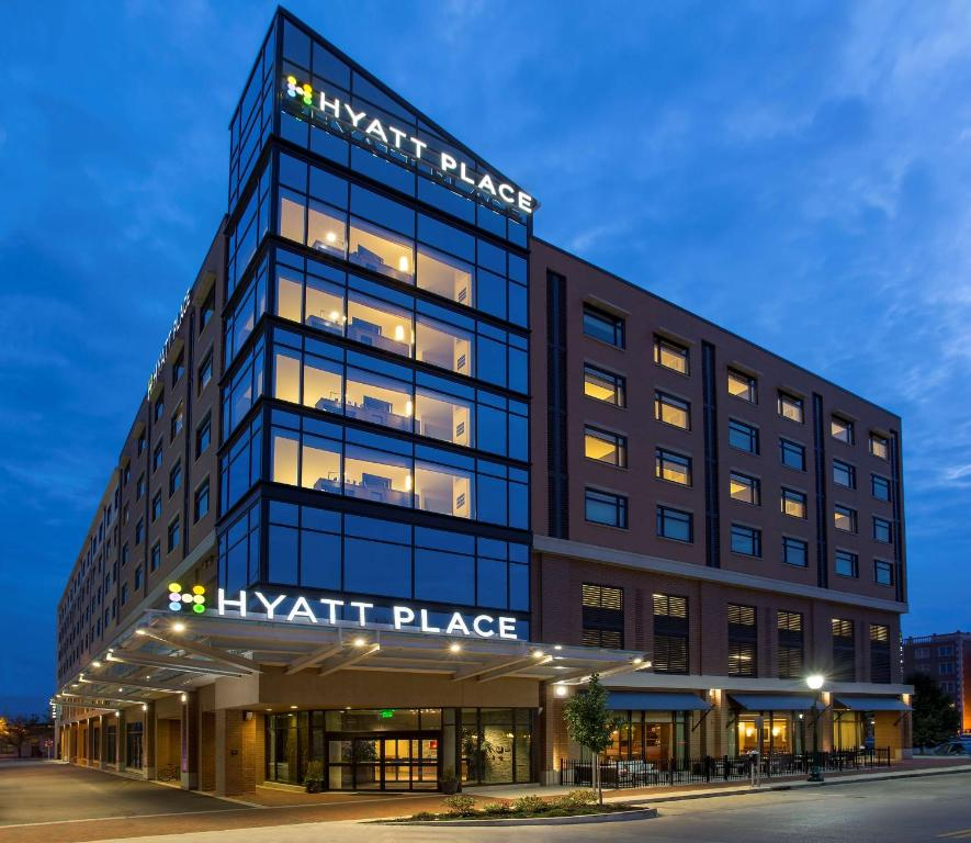 Hotel Hyatt Place Bloomington Indiana, IN - Booking.com