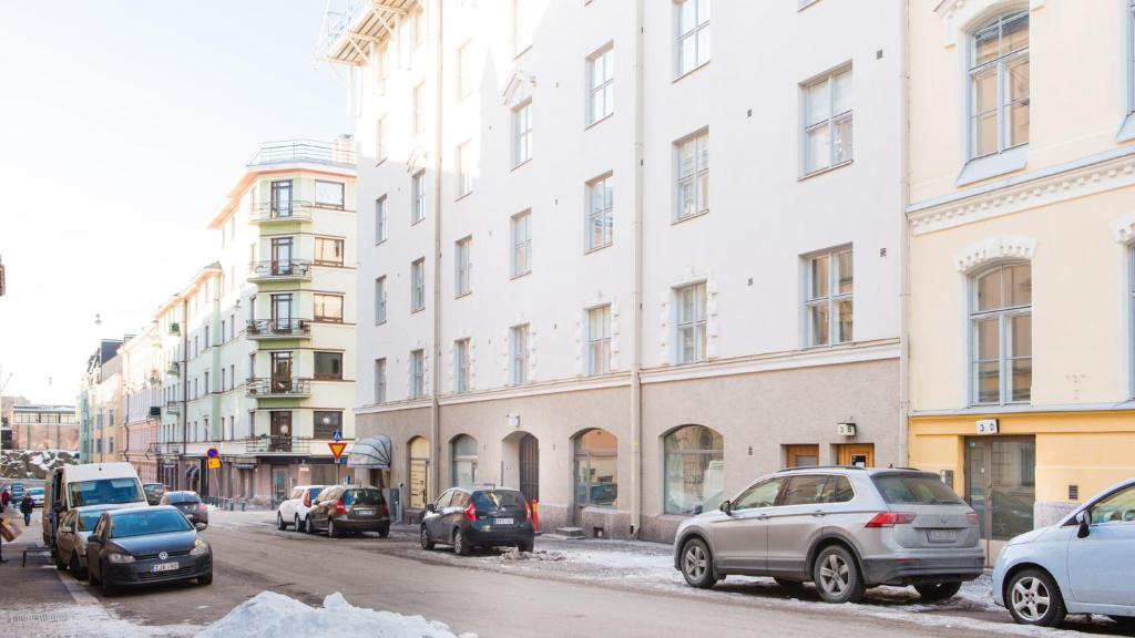 Apartment Vironkatu 3 Helsinki Finland Booking Com