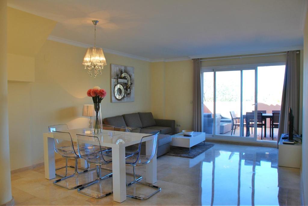 Fantastic Sea And Golf View Apartment, Marbella, Spain ...