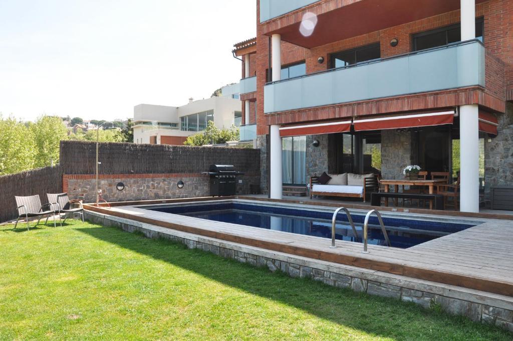 Casa de vacaciones Casa en Sant Just - Barcelona (España ...