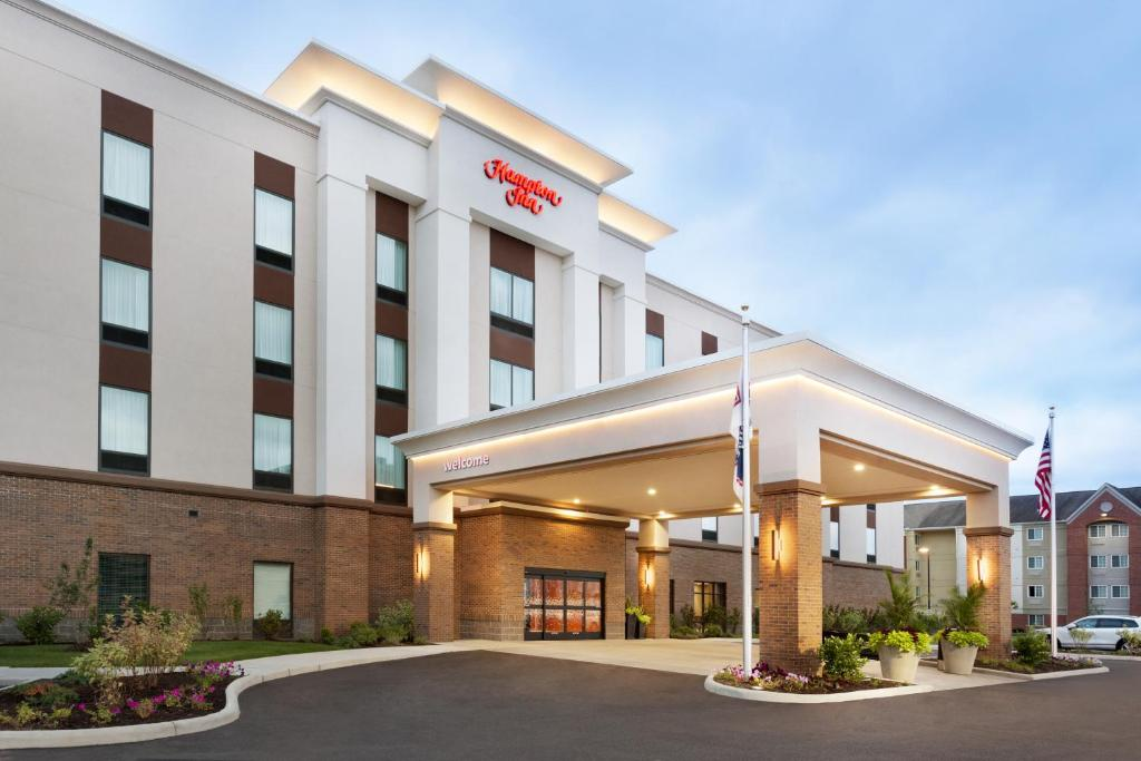 Hampton by Hilton North Olmsted Cleveland Airport.