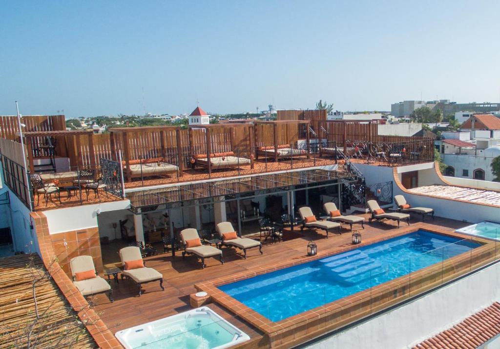 La Leyenda Boutique Hotel by Bunik, Playa del Carmen, Mexico