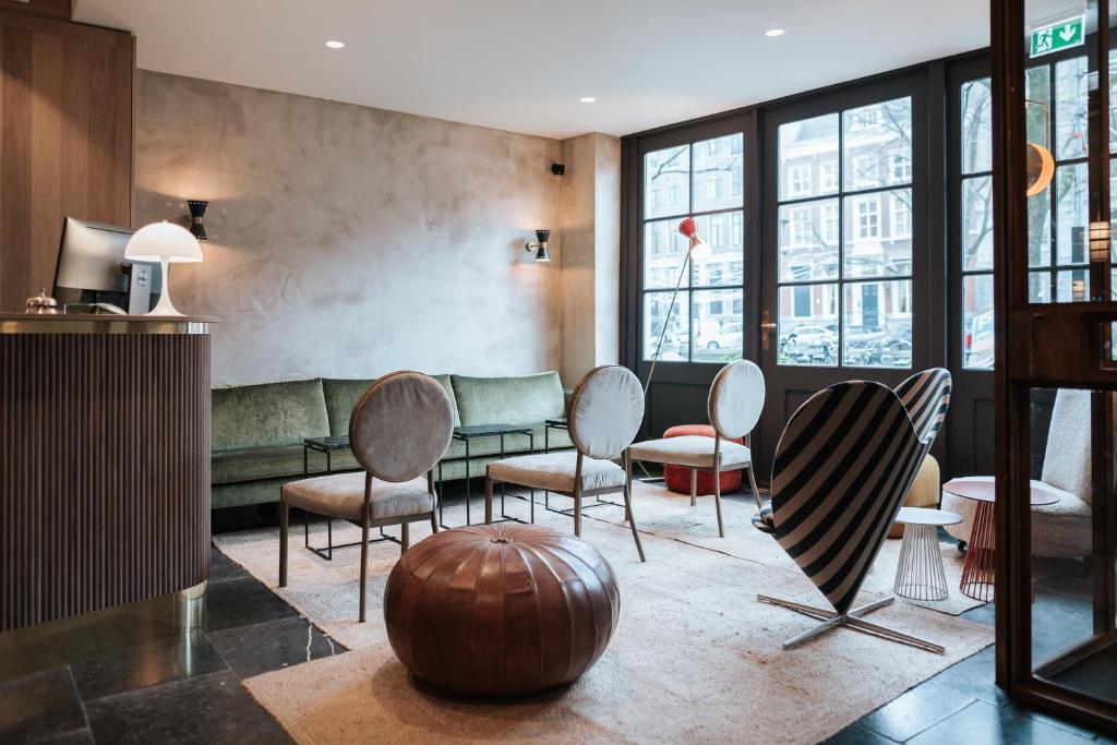 Где остановиться в Амстердаме: The Times Hotel