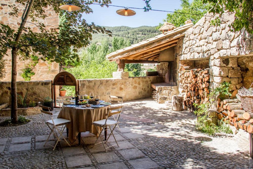 Casa de campo La Casa de los Moyas (España Olba) - Booking.com