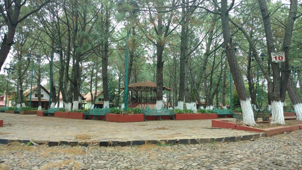 Cabañas Lomas Verdes En Mazamitla Mexico Booking Com