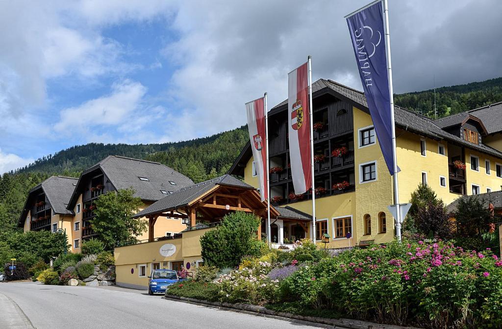 Gefhrte Bergseewanderwochen - Unterknfte - St. Michael