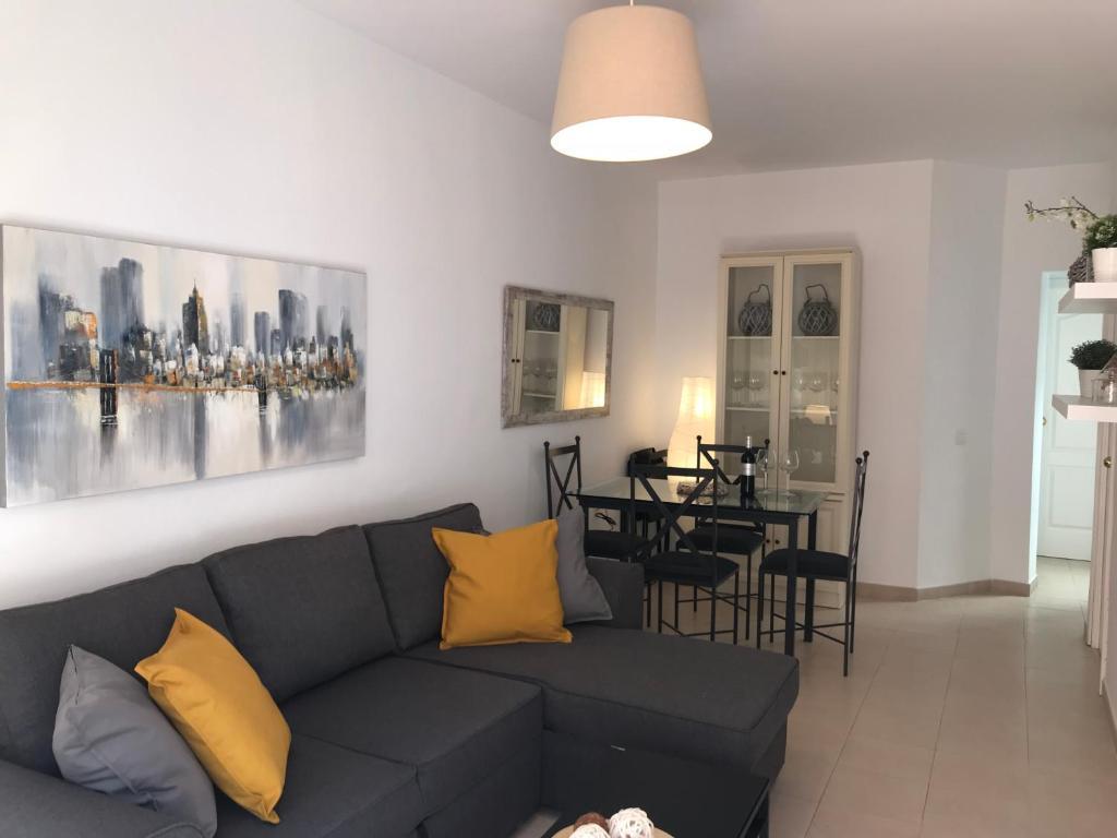 Apartment Barceló Beach Terrace Málaga Spain Booking Com