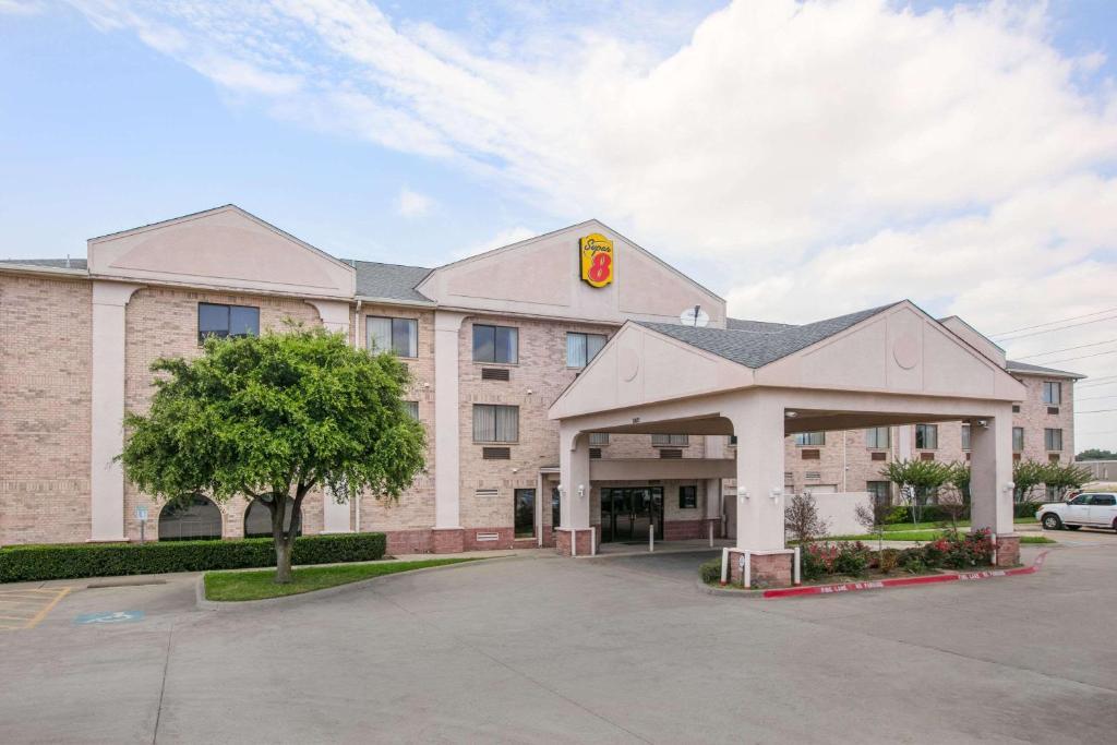 Where Is Garland Texas >> Hotel Super 8 Garland N Dallas Tx Booking Com