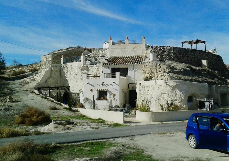 Casa de campo cueva divine (España La Alquería) - Booking.com