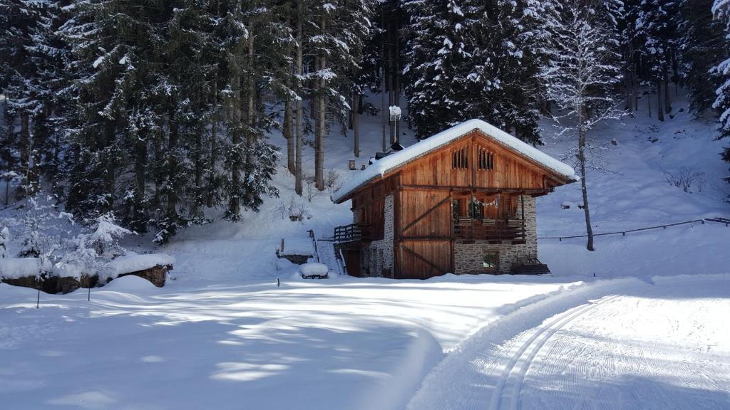 B&B ErbaMaga - Il Maso durante l'inverno