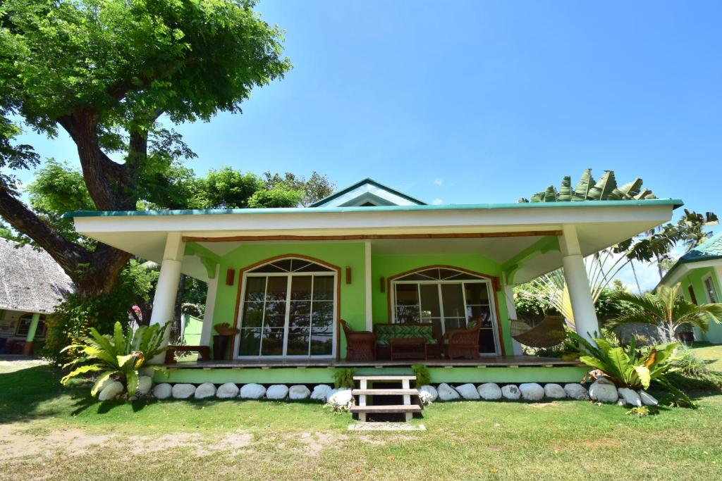 Greenland Residence House Zamboanguita Philippines