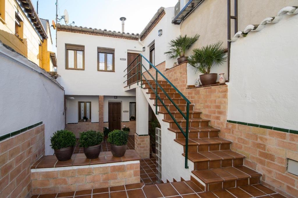 Apartment La Casa De Las Abuelas, Toledo, Spain - Booking.com