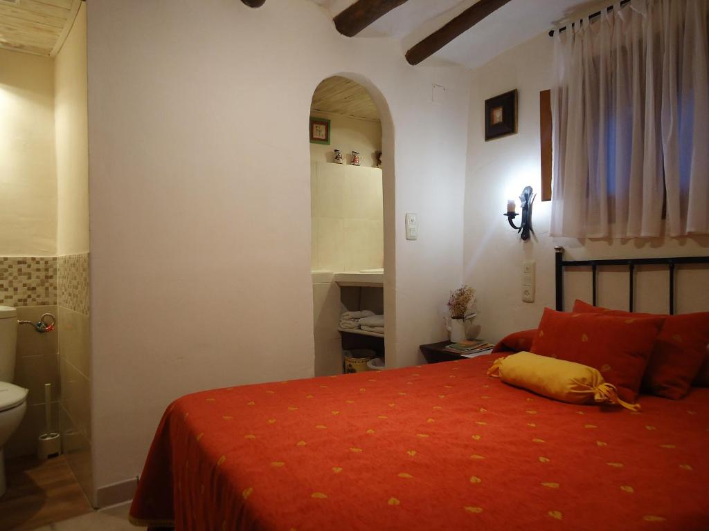 Casa Rural Manubles, Bijuesca, Spain - Booking.com