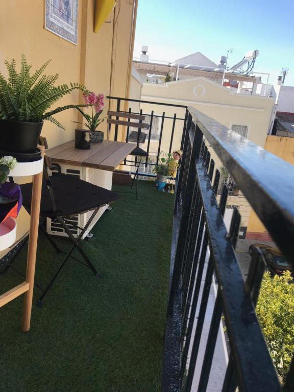 Apartment Plaza Pelícano Seville Spain Booking Com