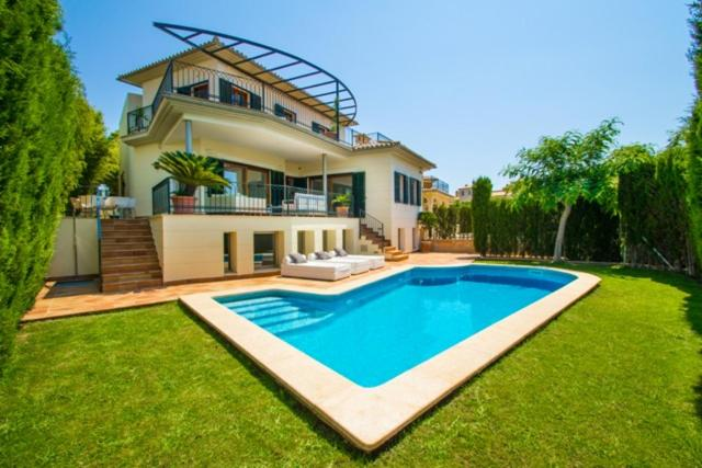 Villa Arabella, Palma de Mallorca, Spain - Booking.com