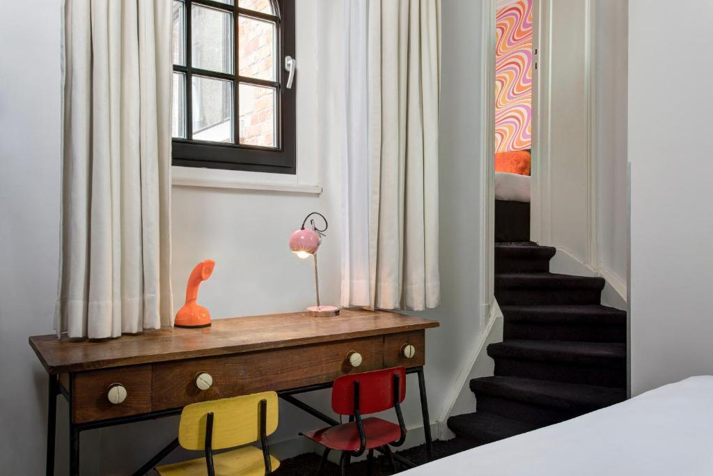 Vintage Hotel Brussels Belgium Booking Com