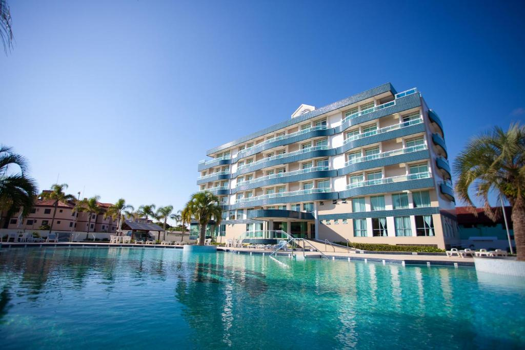 The swimming pool at or near Oceania Park Hotel Spa & Convention