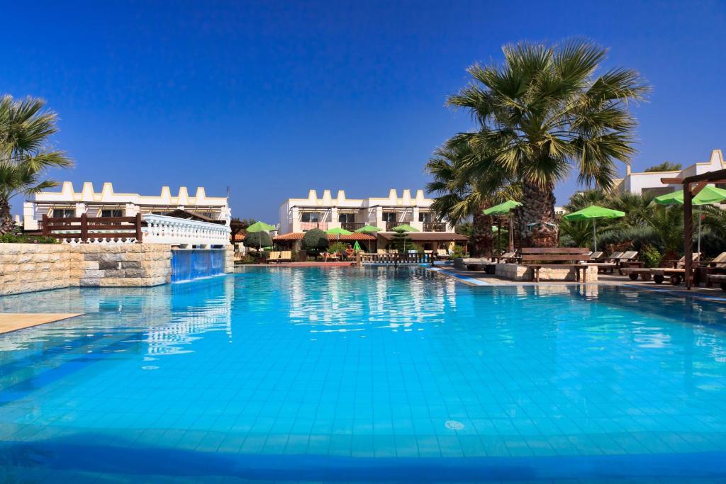 The swimming pool at or near Gaia Royal