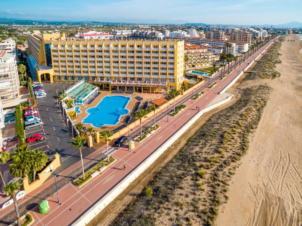 Gran Hotel Peñiscola (España Peñíscola) - Booking.com
