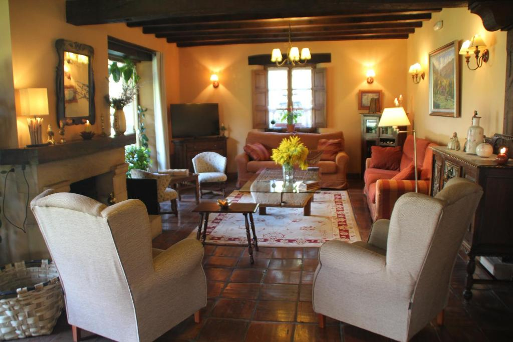 boutique hotels in camaleño  5