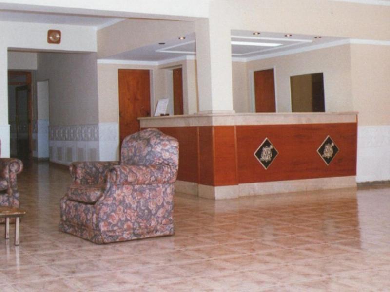El lobby o recepción de Imperial Hotel