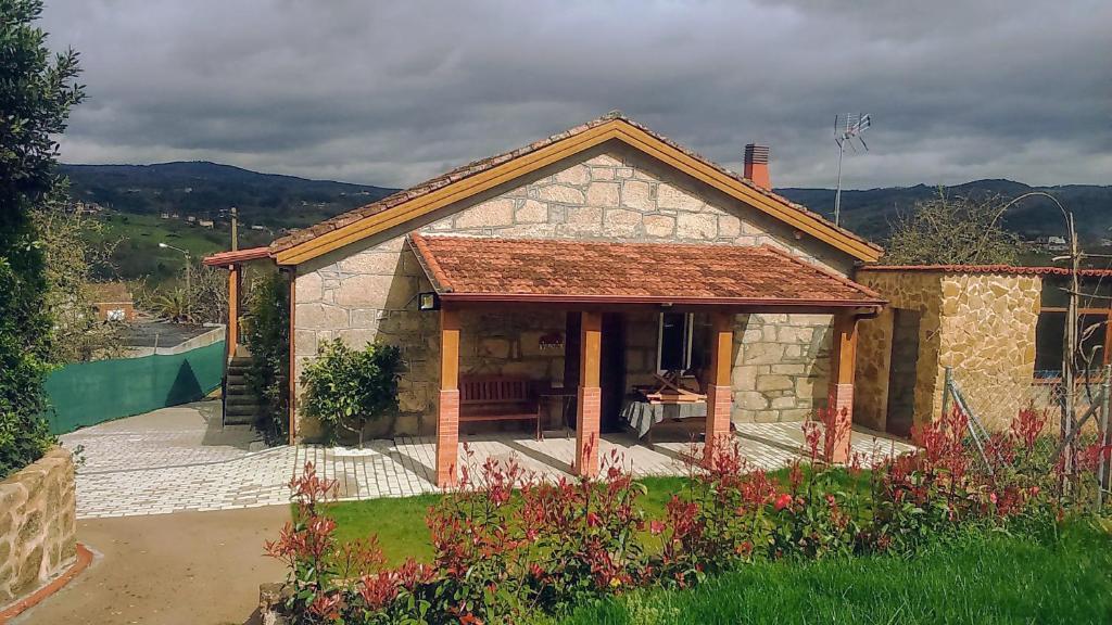 Casa de Campo O Lagar do Bani (Espanha Ourense) - Booking.com