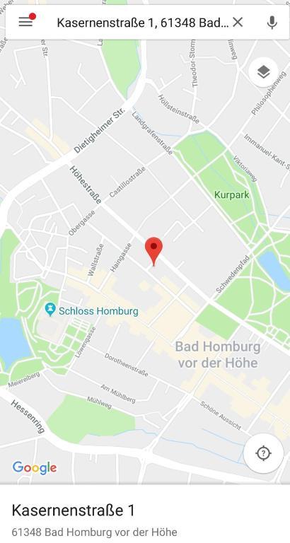 City Central Promenade Bad Homburg Vor Der Hohe Prețuri
