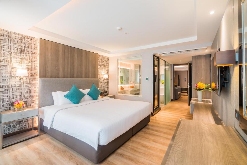 Citrus Suites Sukhumvit 6 By Compass Hospitality Bangkok