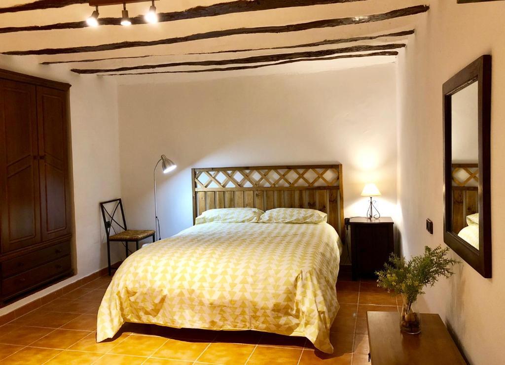 Casa de campo Casa el Mullidar (España Mullidar) - Booking.com