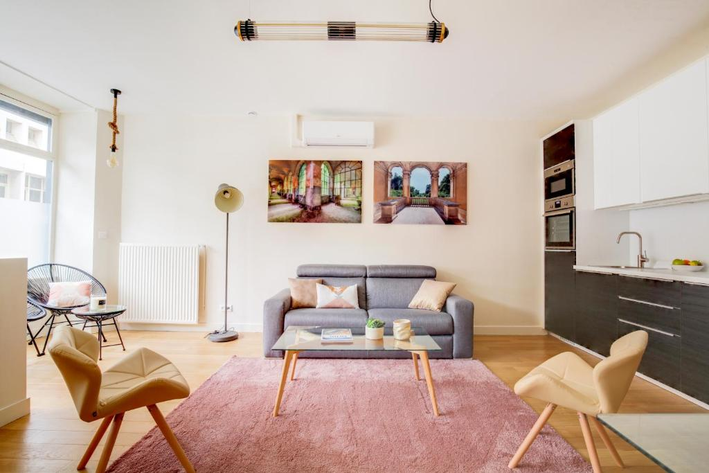 Stunning Renovated Flat, Parigi – Prezzi aggiornati per il 2019
