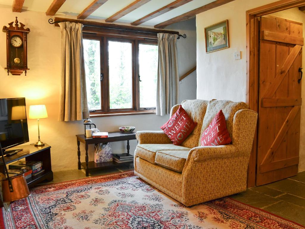 Vacation Home The Small Barn Sutcombe Uk Booking Com
