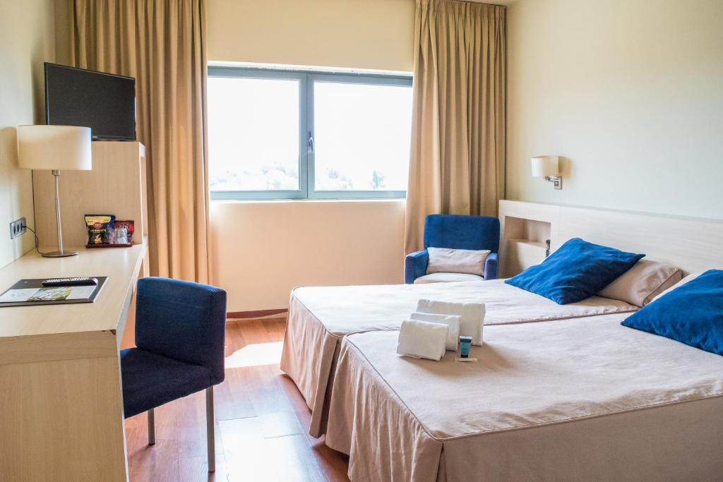 Hotel Les Torres, Sant Esteve Sesrovires (con fotos y ...