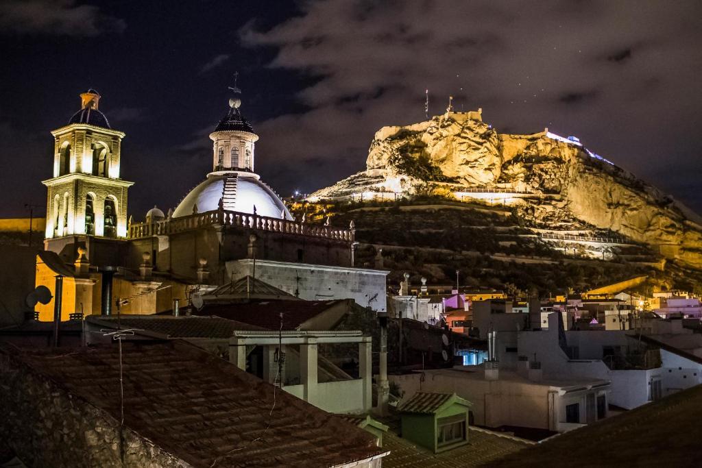 Booking.com: Hotel Hospes Amérigo , Alicante, Spanje - 1111 ...