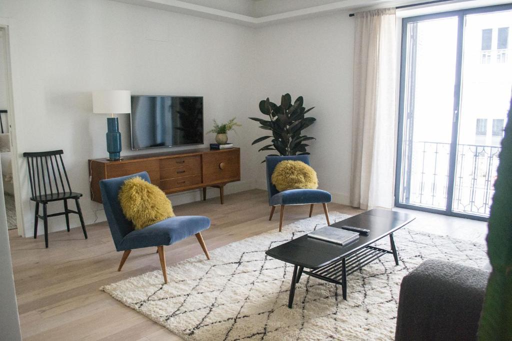 Apartment Exclusivo En Barrio De Salamanca Madrid Spain