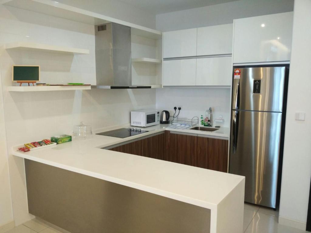 Apartment Block B 10 Pangsapuri Setia Sky 88 Jalan Dato