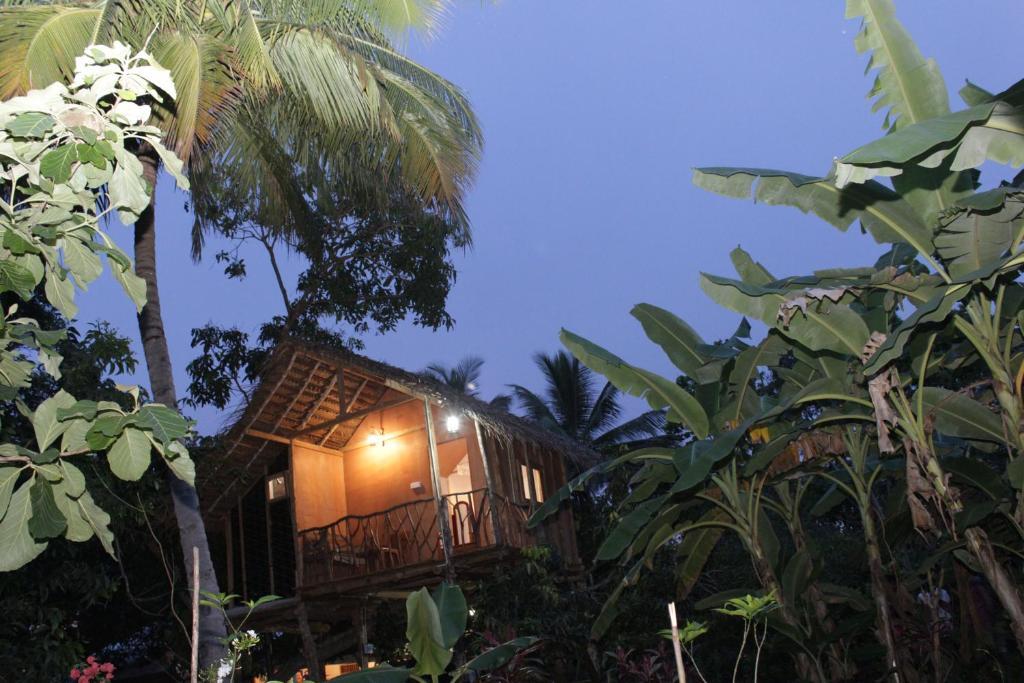 Farm Stay Sigiri Panoramic Tree House Sigiriya Sri Lanka