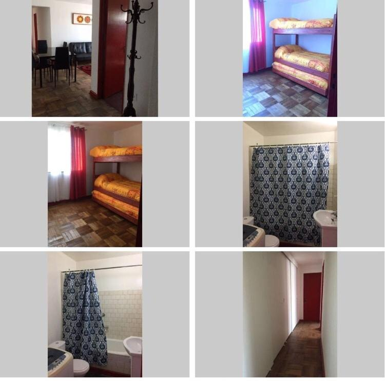Un baño de Amplio y céntrico apartamento