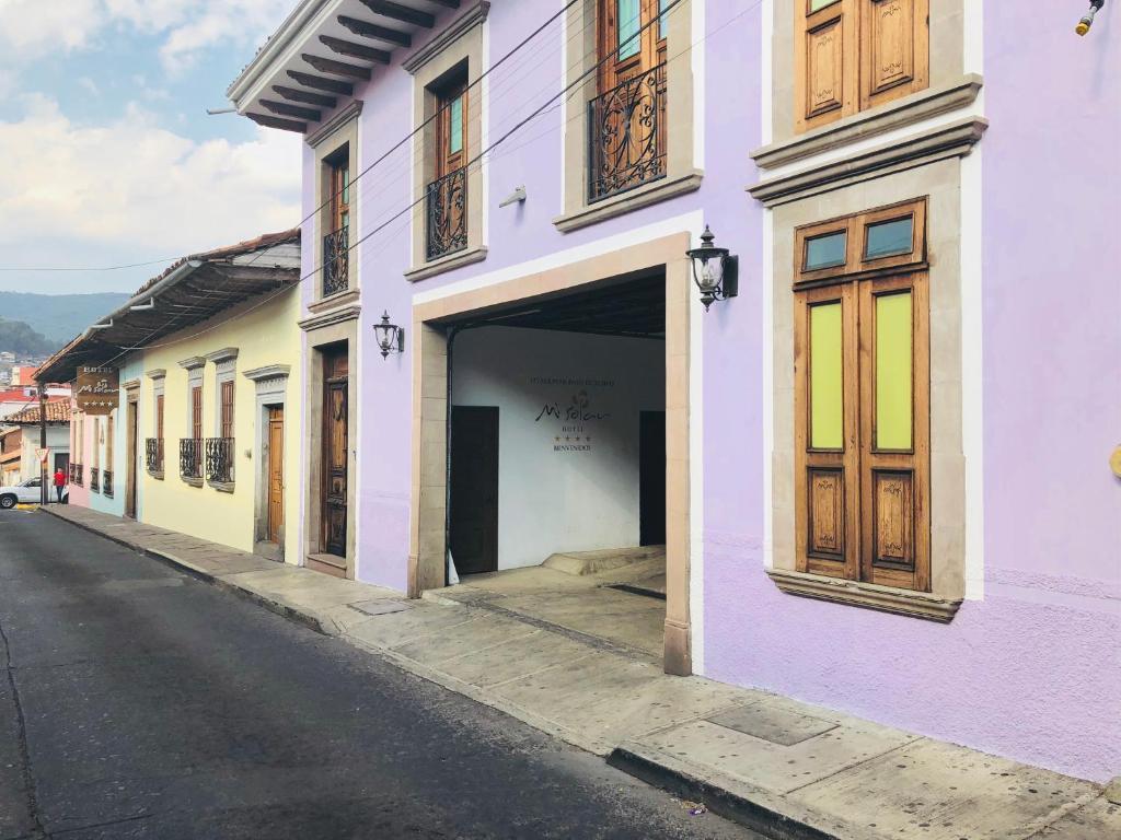 Hotel Mi Solar Centro Uruapan Del Progreso Precios