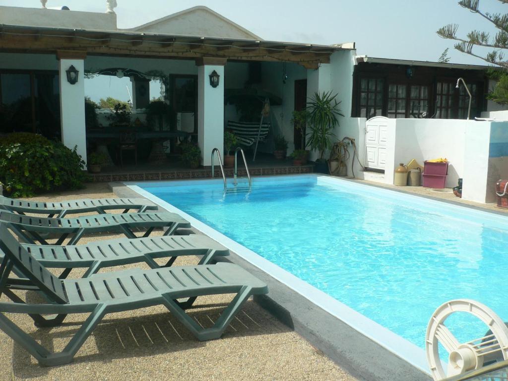 Casa Albryna Rural Lanzarote Villa. Pool, Wifi, Tahiche ...