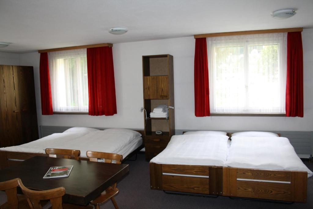 Hostel Casa Franco, St. Moritz – Precios actualizados 2019
