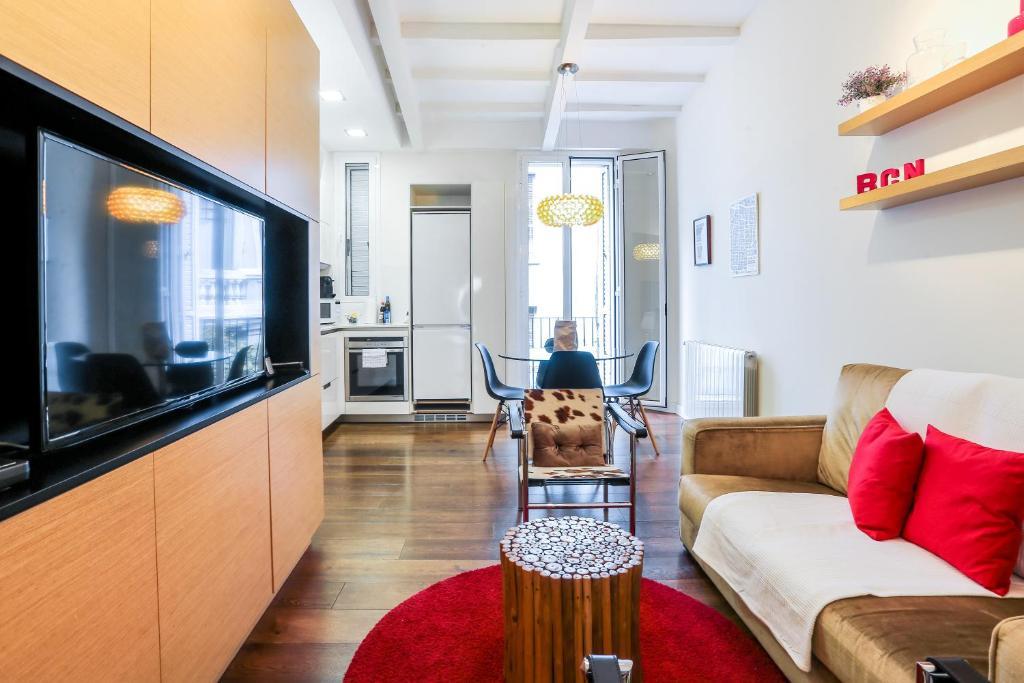 Gracia Rent Apartment, Barcelona, Spain - Booking.com