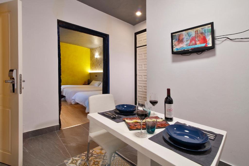 Hotel En Busca del Tiempo (Spanje Madrid) - Booking.com