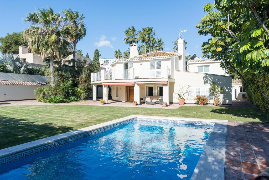 Villa Susana (España Torremolinos) - Booking.com