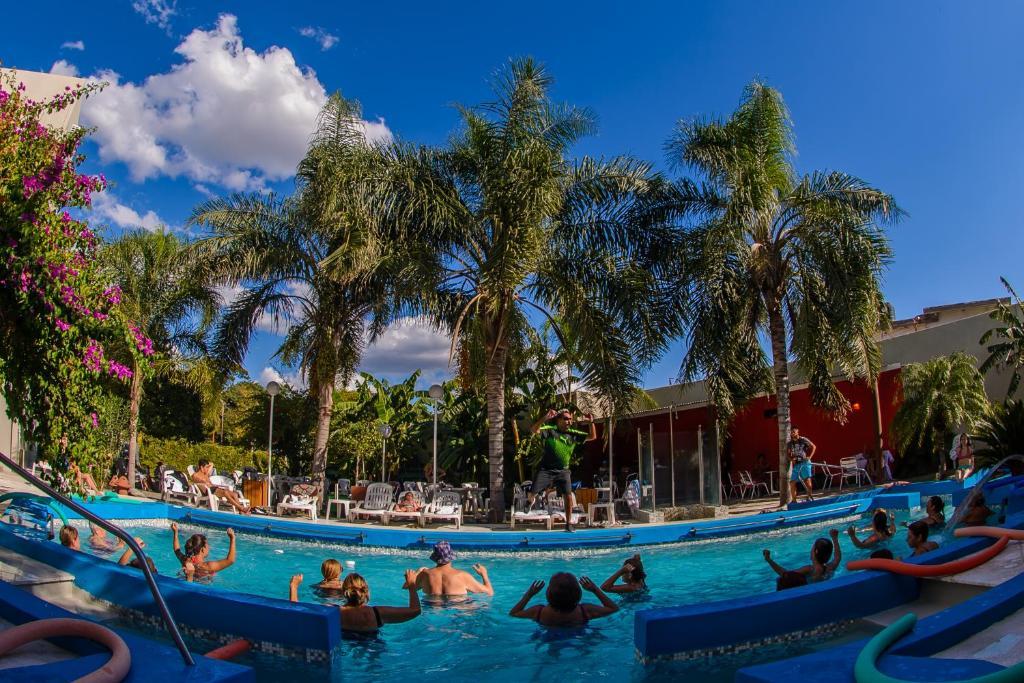 Hotel Emperatriz (Argentina Termas de Río Hondo) - Booking.com