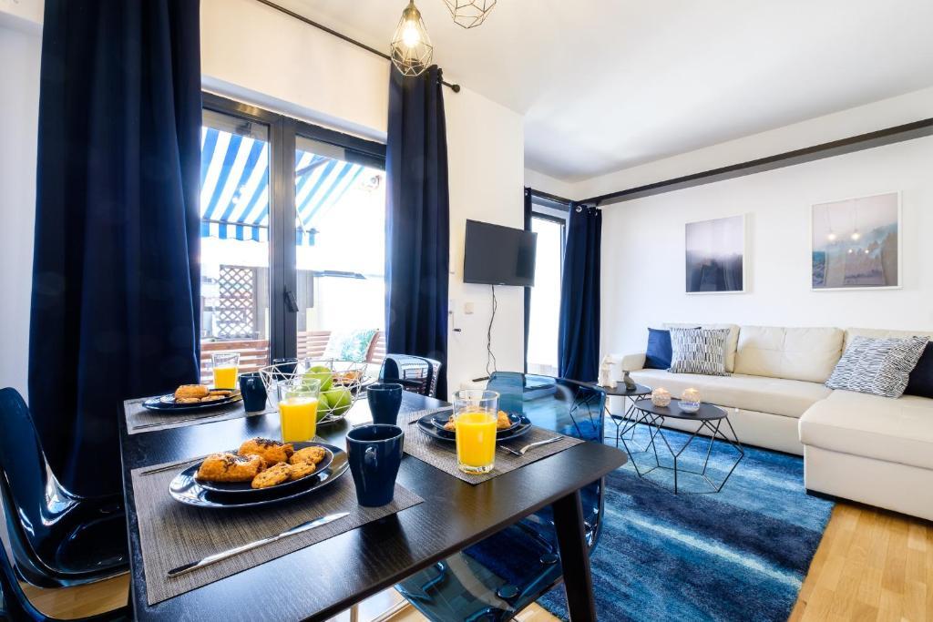 Apartment My City Home Acogedor ático Madrid Spain
