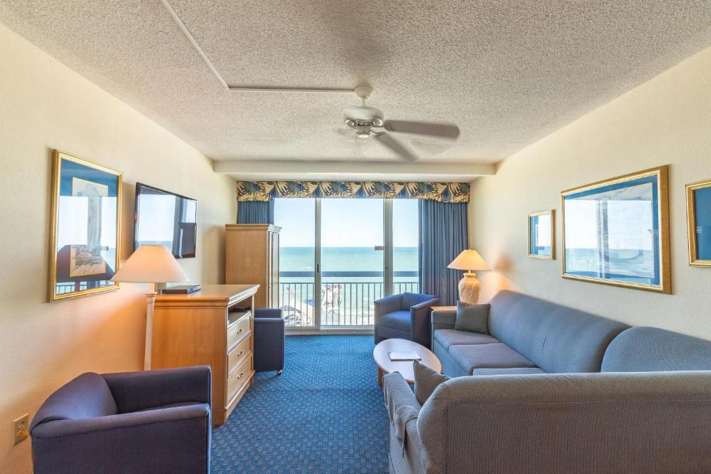 Yachtsman Oceanfront Resort Myrtle